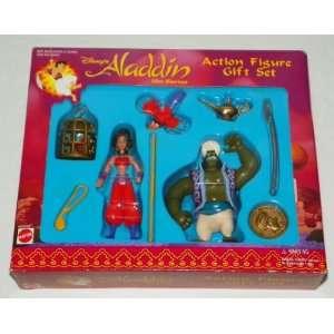 Series   Collectible Action Figure Gift Set (Jasmine, Razoul, Iago