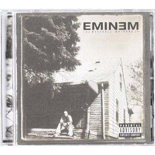 The Marshall Mathers LP Audio CD ~ Eminem
