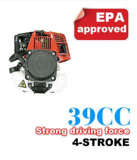 39CC 4 Stroke Bicycle Engine Kit GAS Motor Motorized EBike power kit