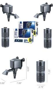 Powerhead 350 GPH Aquarium Water Pump Free Filter NEW