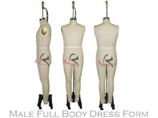 Professional dress form,Mannequin,Full Size 38, w/Legs