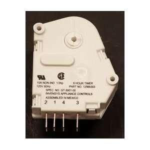 Maytag Amana Refrigerator Defrost Timer Control 67001036