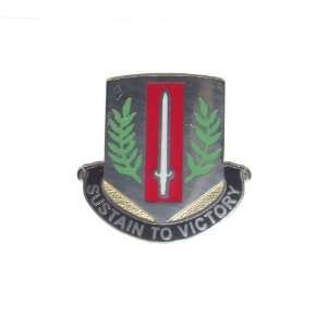 Brigade Distinctive Unit Insignia Pin Back