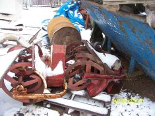 Gravely model L snow blower parts commercial , 10, 12 , 8 walk behind