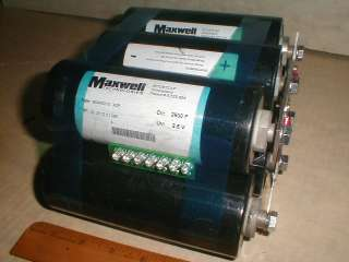 Ultracapacitor Diesel Engine Battery Starter Booster Car Ultra/Super