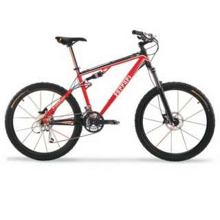 Ferrari Mountain Bike with Full Suspension Bikes