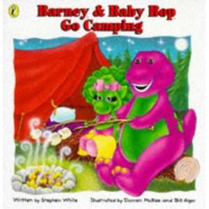 Barney and Baby Bop Go Camping (Barney S.) (9780140562514