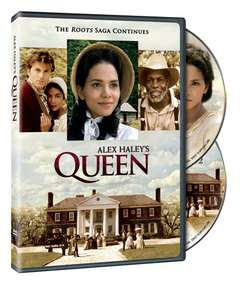 Alex Haleys Queen DVD, 2008, 2 Disc Set 085392425327