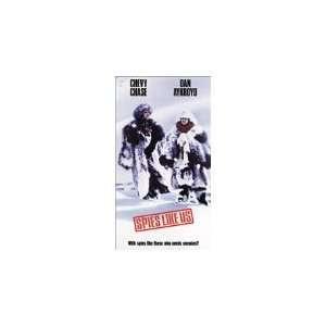 Like Us [VHS]: Chevy Chase, Dan Aykroyd, Steve Forrest, Donna Dixon