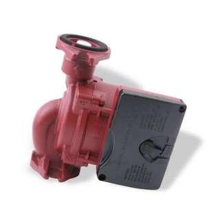 Grundfos 52722512 UPS26 99FC 3 Speed Circulator Pump with IFC, 1/6HP