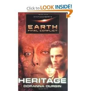 Gene Roddenberrys Earth Final Conflict  Heritage