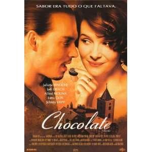Victorie Thivisol)(Johnny Depp)(Alfred Molina)(Judi Dench)(Lena Olin