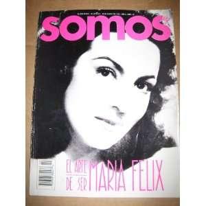 MARIA FELIX (Entire issue on Maria Felix) (Ano 2, Num. 42) NA Books