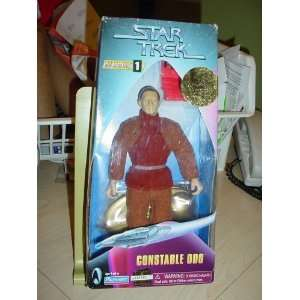 Star Trek Warp Factor Series 1   9 Constable Odo Toys & Games