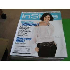In Style Magazine (Sela Ward , Hollywood MomsIntimate Photos, May