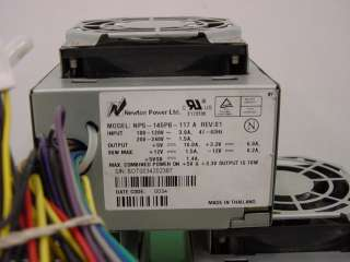 Newton Power LTD 90W PC Gateway Desktop Computer Power Supply NPS