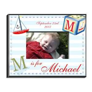 Wedding Favors Personalized Sailor Boy Picture Frame: Everything Else