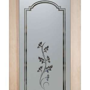 Pantry Doors 2/0 x 6/8 1 Lite French Frosted Glass Door