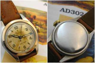Ladies Rolex Oyster REF 5004 Stainless and Gold c.1950 with Rolex