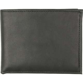 Rolfs for Men Black Brass Flipfold Wallet Bags