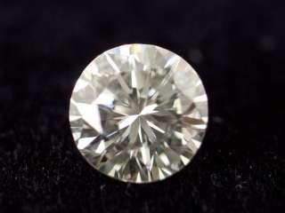 29 ct loose Round Brilliant Cut White Diamond VS2 H