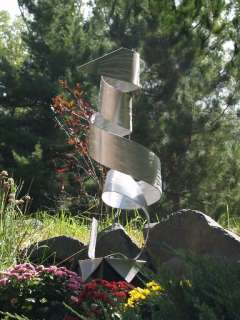 LARGE SCULPTURE ABSTRACT IN/ OUTDOOR MODERN METAL ART