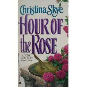 1994 ] (intrigues of evil, unscrupulous men): Christina Skye: Books