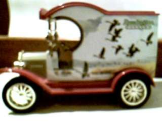 1912 Ford Model T Delivery Truck BANK REMINGTON ARMS |