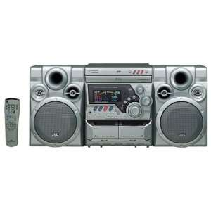 JVC MXK5 Compact Stereo System Electronics