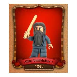 Albus Dumbledore   Lego Harry Potter Minifigure: Toys & Games