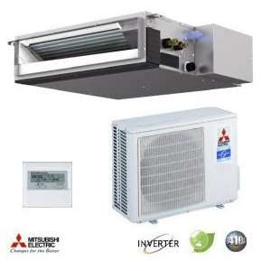 Ceiling Concealed Duct Mini Split Cooling Only AC