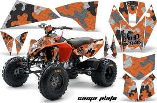 AMR RACING KTM 450/525 EXC XC ATV GRAPHICS STICKER KIT