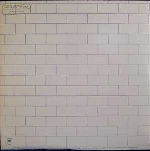 MINT Albums PROMOTIONAL COVER PINK FLOYD The WALL 1979 2 Record Set