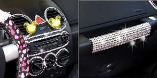 BLING RHINESTONE Crystal Diamond STICKER SHEET EMBLEM 3360 PCS