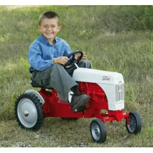 Ford® 1948 8N Pedal Tractor Red / Cream, Compare at $230