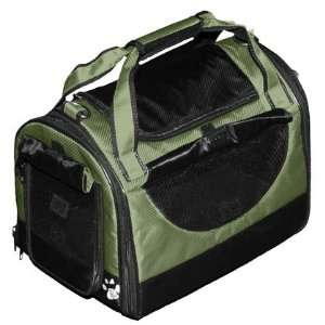 3 in 1 Soft Sided Pet Carrier Small Sage