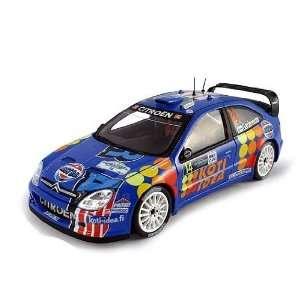 Rally   Citroen Xsara WRC Race Car T. Gardemeister/ J. Honkanen (Rally