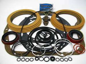 Dodge 727 Transmission Overhaul Rebuild Kit TF 8