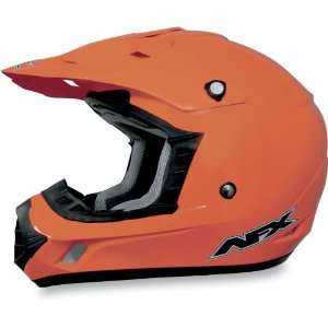 AFX FX 17 Helmet Full Face Unisex Urban Orange/Silver