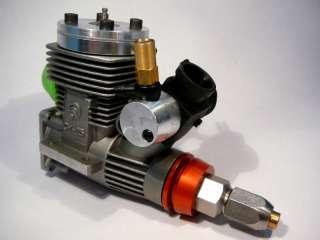CY MARINE 25 NITRO RC BOAT ENGINE W/ FLYWHEEL & COLLET