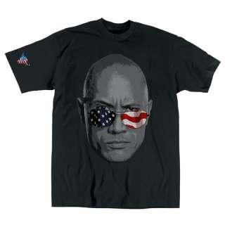 The Rock Team BRING IT Sunglasses WWE T shirt New