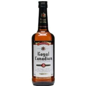 Royal Canadian Canadian Whisky 1 Liter Grocery & Gourmet Food